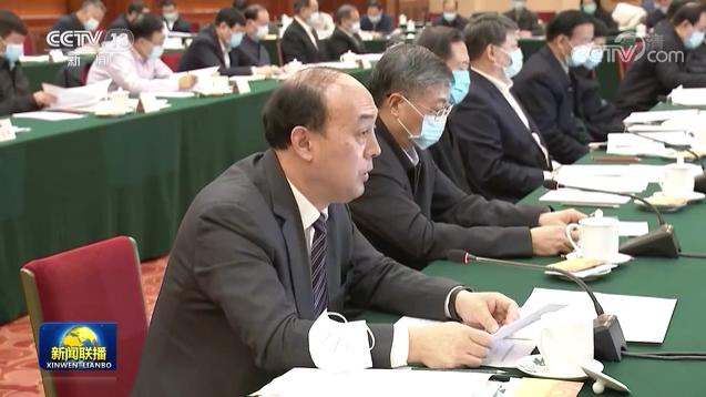 周洪宇在京参加长江保护法实施座谈会